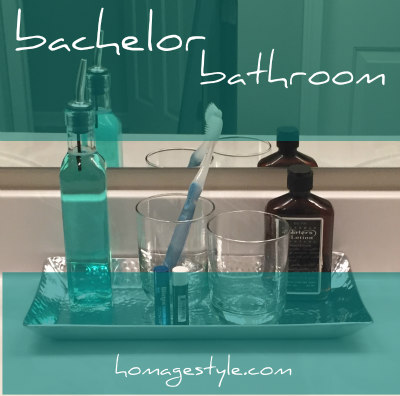 Bachelor Bathroom