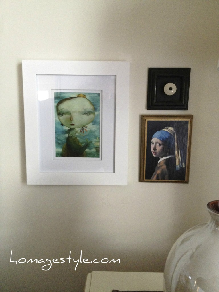 eclectic art grouping 2